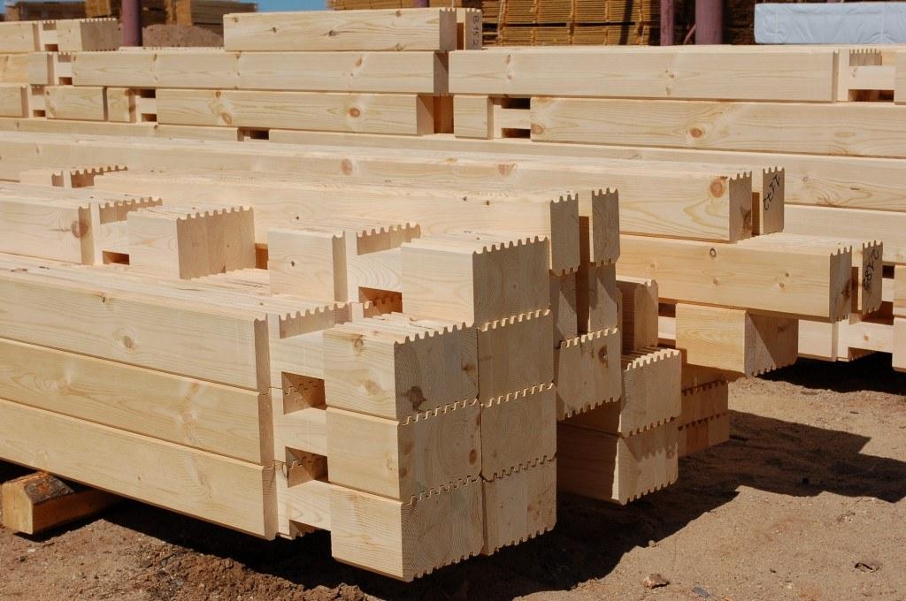 Nos bois vente de maison en bois massif maison de foret - La maison bois massif ...