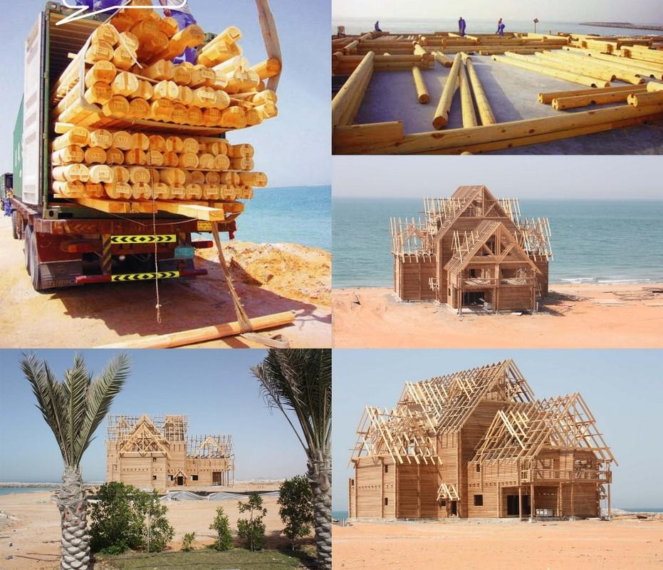Maison de Foret- Vente de maisons en bois massif